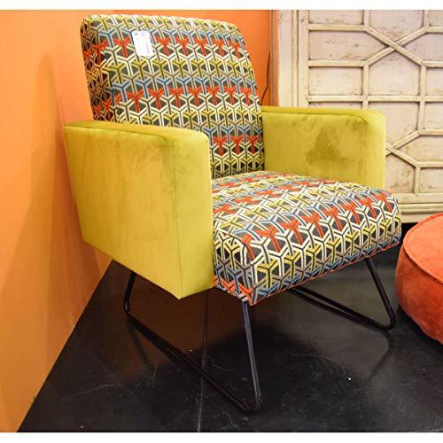 MATHI DESIGN Silla Arizona, Verde, 85 cm: Amazon.es: Hogar