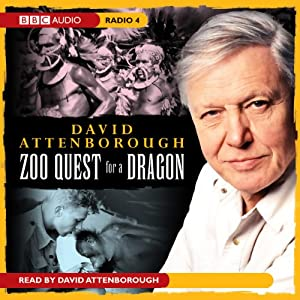 Zoo Quest for a Dragon Audiobook