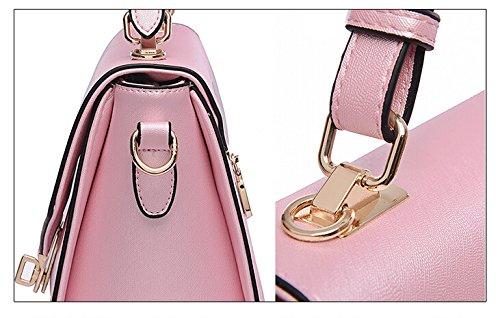 Mujer Cruzados Small Rosa Fairysan Bolso Para wax81Ttn5