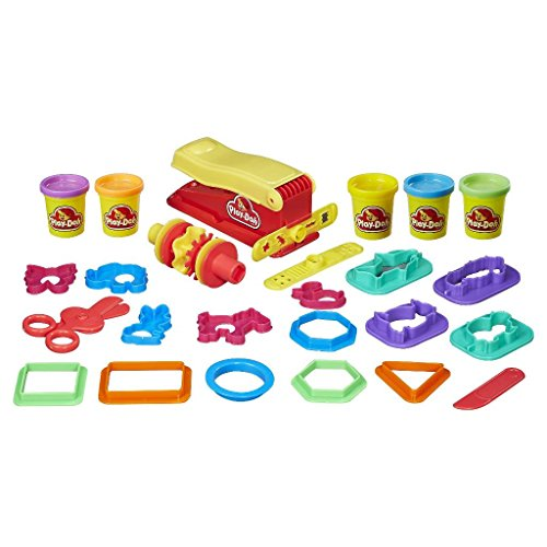Play-Doh 60th Anniversary Fun Factory Design -