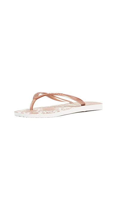 f41c205f1 Havaianas Women s Slim Animals Flip-Flop  Amazon.co.uk  Shoes   Bags