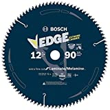 Bosch PRO1290LAM 12-Inch 90 Tooth TCG Laminate Cutting Saw Blade with 1-Inch Arbor