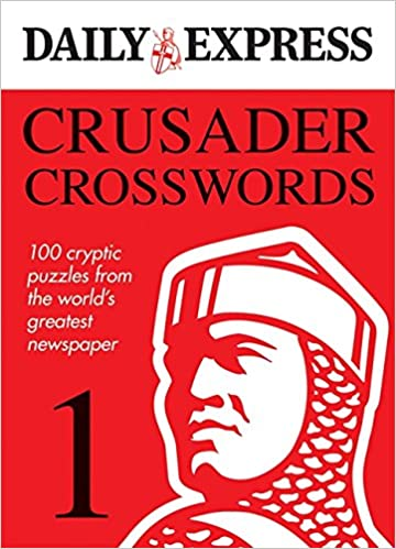 Book The Daily Express: Crusader Crosswords 1 (Daily Express Puzzle Books)