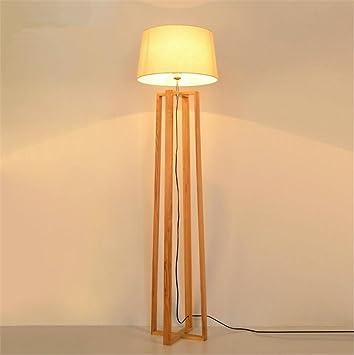 LED moderna Lino pantalla para lámpara de pie trípode ...