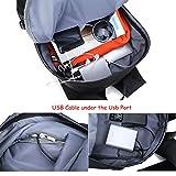Mupack Lightweight Oxford Backpack for School