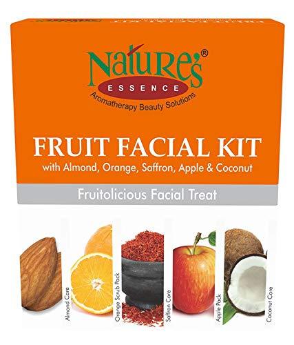 Organic fruit facial kit