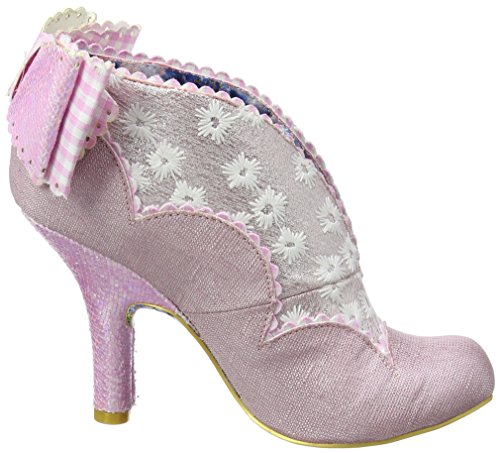 Pink Teacake Toasted Pink Women's Choice Heels Closed Toe Irregular W6wx0qStvx