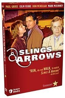 slings and arrows hamlet