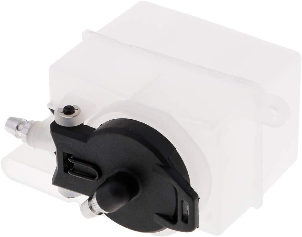 Sharplace RC Accesorios Tanque de Combustible Gasolina Recargable 02004 para 1/10 Hsp Nitro Coche Modelo