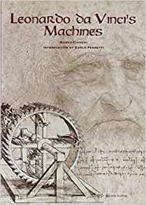 Amazon.com: Leonardo da Vinci's Machines (9788882000035