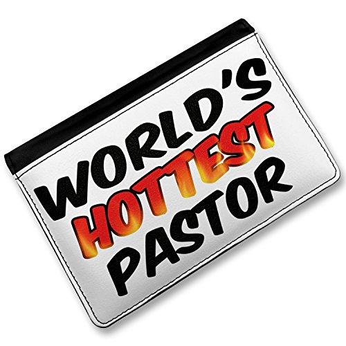 RFID Passport Holder Worlds hottest Pastor, Cover Case / Wallet - - Cover Pastors