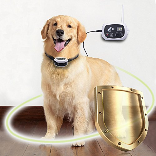 Wolfwill Upgraded Version Wireless Dog Fence System 2
