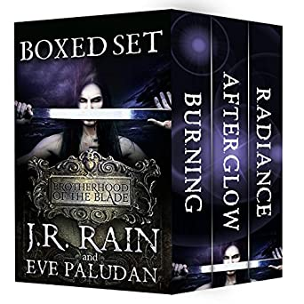 Brotherhood of the Blade - Boxset Books 1, 2, 3