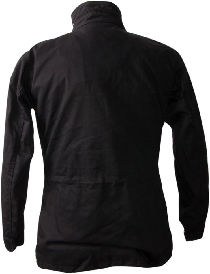 Zerimar KENROD Jacke f/ür eine Dame in Polyester und Baumwolle Farbe Schwarz Gr/ö/ße XXL