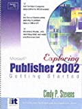 Getting Started with Publisher 2002