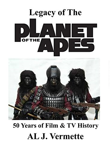 Legacy of The Planet of The Apes: 50 Years of Film & TV -