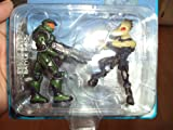 Halo 2 Mini Series 2 Campaign Master Chief w/ Brut