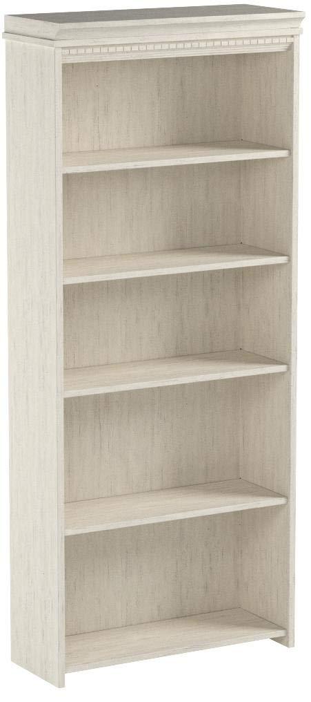 Bush Furniture Fairview 5 Shelf Bookcase in Antique White by Bush Furniture (Image #7)