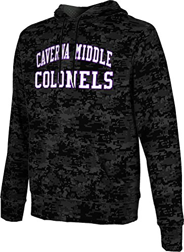 Price comparison product image ProSphere Men's Caverna Middle High School Digital Hoodie Sweatshirt (Apparel)