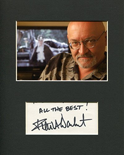 Frank Darabont The Green Mile Shawshank Redemption Signed Autograph Photo Displa