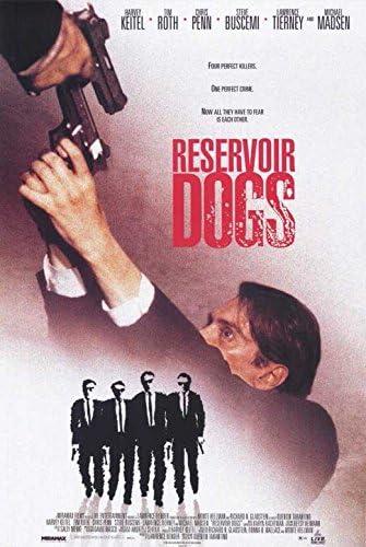 Reservoir Dogs Movie POSTER 11 x 17 Harvey Keitel Steve Buscemi E NEW Tim Roth