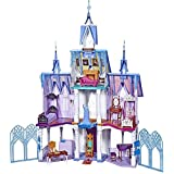 Disney Frozen Ultimate Arendelle Castle Playset Inspired by The Frozen 2 Movie, 5 Ft. Tall with Lights and 7 Rooms with Accessories