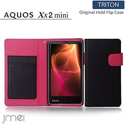 AQUOS Xx2 mini 503SH ケース jmeiオリジナルホールドフリップケース