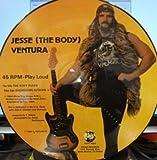 "Body Rules PICTURE DISC (12"" Vinyl Single) US Rhino 1984"
