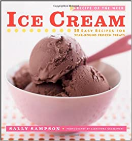Easy recipes for ice cream