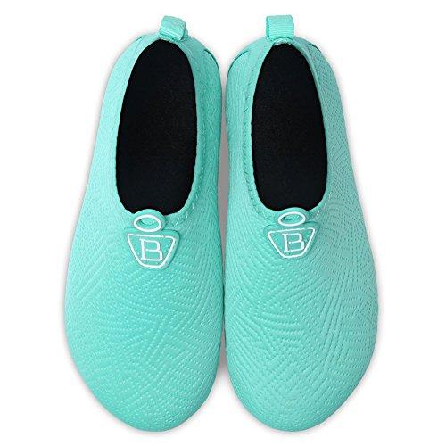 b44432985bb2 Barerun Barefoot Quick-Dry Water Sports Shoes Aqua Socks For Swim Beach  Pool Surf Yoga For ...