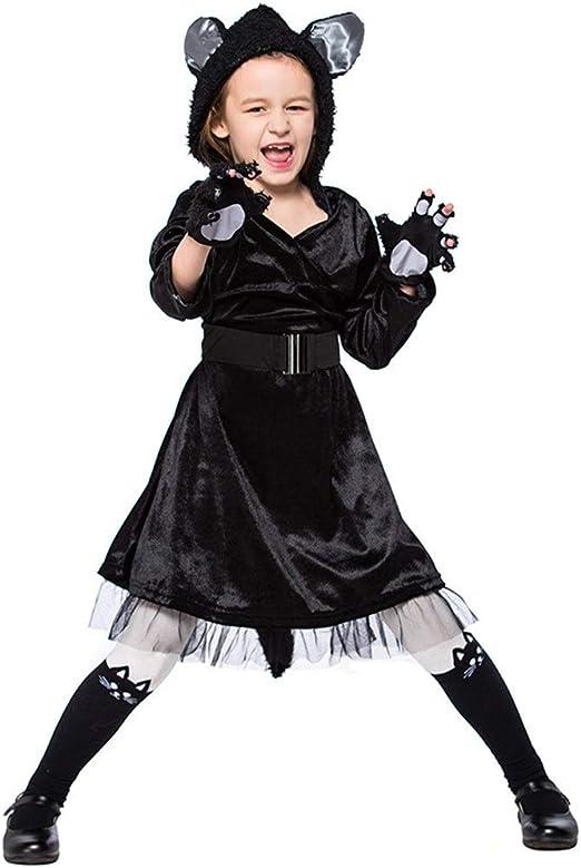 J-TUMIA-KIDS Disfraz de Halloween Cosplay niñas Partido del Cuento ...