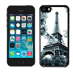 Diy High Quality Eiffel Tower Iphone 5C Case Cover