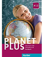 PLANET PLUS A1.2 Kursbuch (alum.): Deutsch für Jugendliche. Deutsch als Fremdsprache: Vol. 2