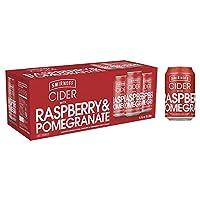 Smirnoff Cider Raspberry and Pomegranate Cider, 10 x 330 ml