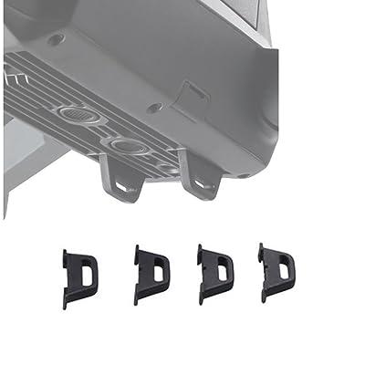 Hensych® 4 PCS Train d'atterrissage de Rechange Support arrière de jambe pour DJI Mavic Pro Platinum