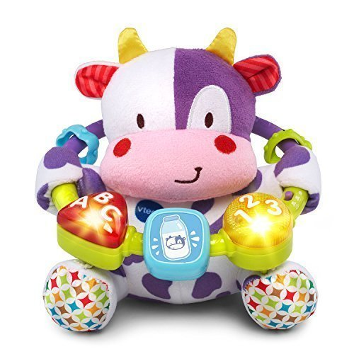 VTech Baby Lil' Critters Moosical Beads Amazon Exclusive, Purple -