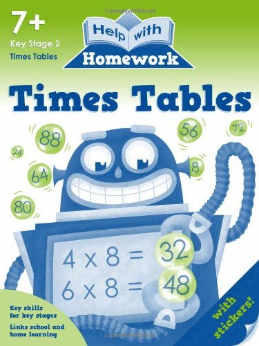 Times Tables (Help with Homework) pdf