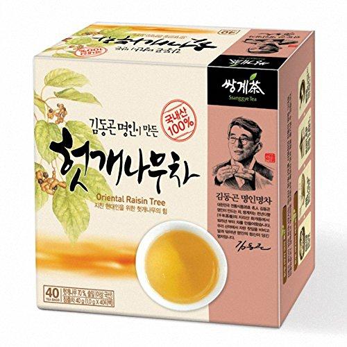 Ssanggye Tea Oriental Raisin Tree product image