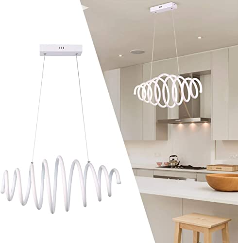 CHYING Modern Kitchen Island LED Chandelier