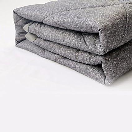 SUHAGN Saco de dormir Sacos De Dormir Adulto Cero Distancia Outdoor Indoor Y Plumas Gris Doble