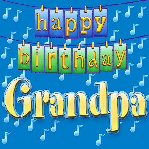 Amazon.com: Happy Birthday Grandpa (Personalized): Ingrid