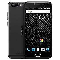 Ulefone T1 Smartphone Sbloccato 4G Android 7.0 Octa Core 5 pollici Full HD Doppia SIM 6GB RAM e 64GB ROM con il lettore di impronte digitali Type-C …