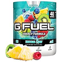 G Fuel Tropical Rain Tub (40 Servings) Elite Energy and Endurance Formula