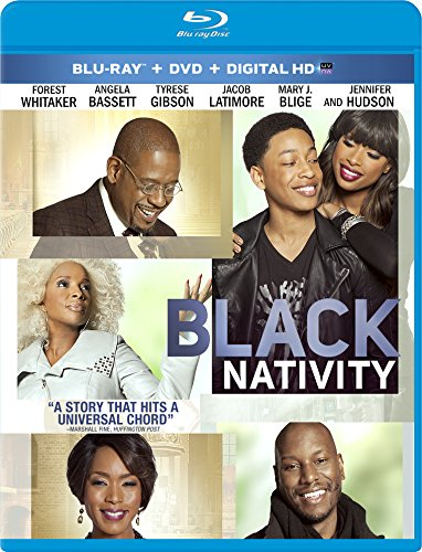 Black Nativity [Blu-ray] -  Rated PG, Forest Whitaker