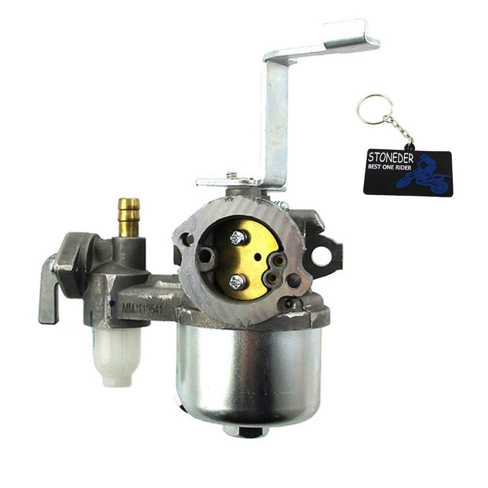 0111-e1/122332 STONEDER Carburateur pour Briggs /& Stratton 796447/122332 0111-e8/122362