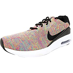 NIKE Men's Air Max Modern Flyknit Ankle-High Fabric Running Shoe