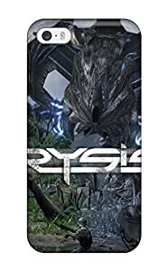 Durable Defender Case For Iphone 5/5s Tpu Cover(crysis) by Maris's Diary