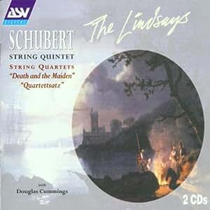"""Schubert: String Quintet D. 956/String Quartet D. 810 """"Death and the Maiden"""""""