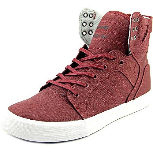 Supra Skytop S18091, Sneaker uomo Burgundy