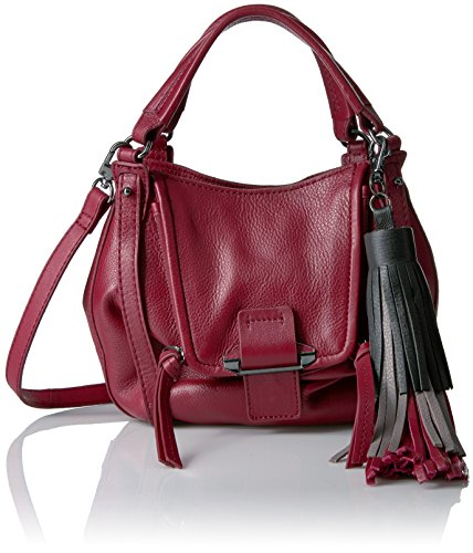 Jonnie With Body Handbags Cross Kooba Bag Raspberry Tassel Mini 0UEnw